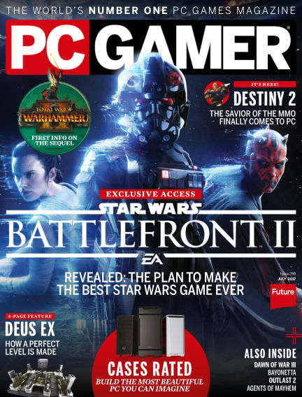 PC Gamer (US) May 23, 2017 00:00