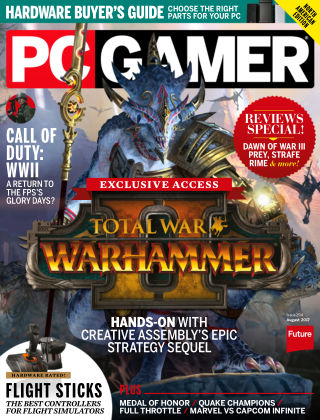PC Gamer (US) Aug 2017