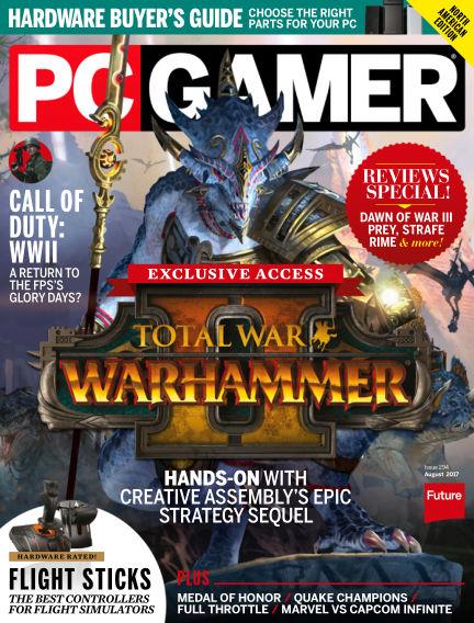 PC Gamer (US) June 20, 2017 00:00