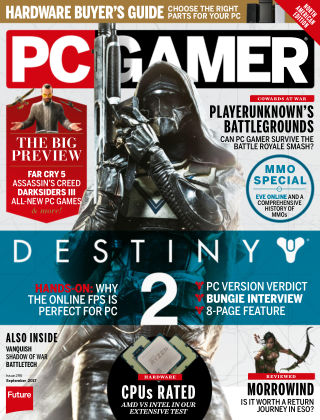 PC Gamer (US) Sep 2017