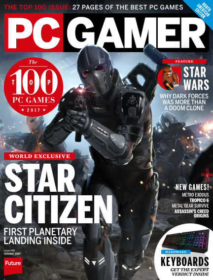 PC Gamer (US) August 15, 2017 00:00
