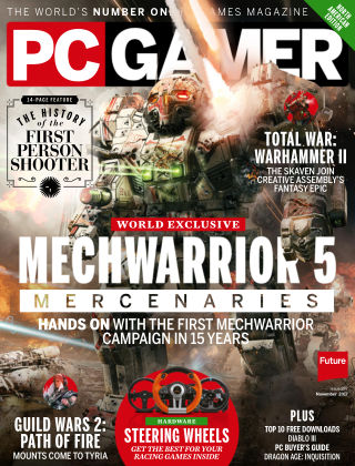 PC Gamer (US) Nov 2017