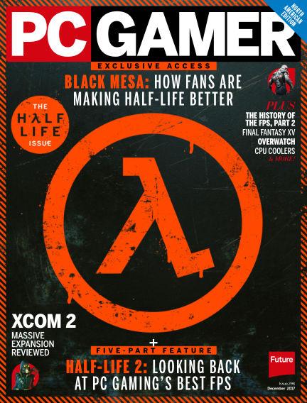 PC Gamer (US) October 10, 2017 00:00