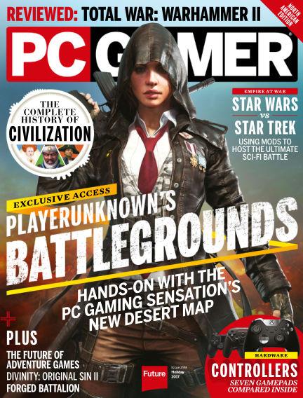PC Gamer (US) November 07, 2017 00:00