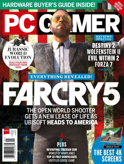 PC Gamer (US) December 05, 2017 00:00