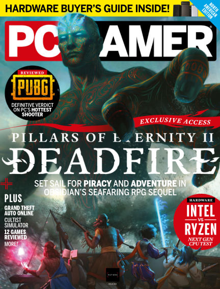PC Gamer (US) February 27, 2018 00:00