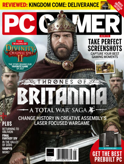 PC Gamer (US) March 27, 2018 00:00