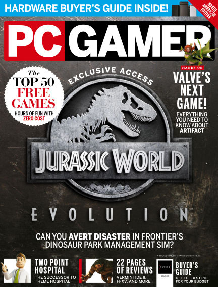 PC Gamer (US) April 24, 2018 00:00