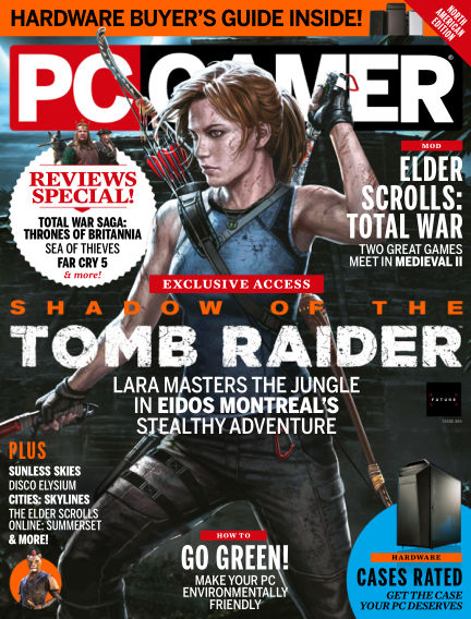 PC Gamer (US) May 22, 2018 00:00