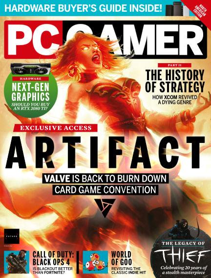 PC Gamer (US) December 04, 2018 00:00