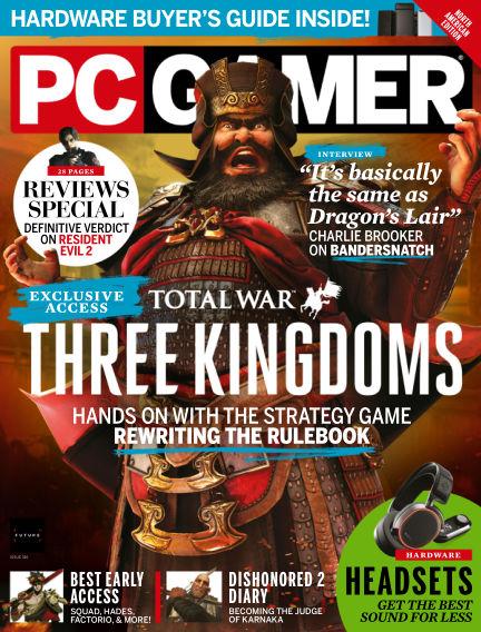 PC Gamer (US) February 26, 2019 00:00