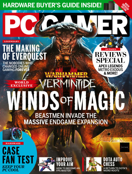 PC Gamer (US) March 26, 2019 00:00