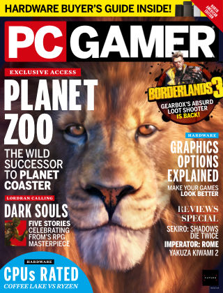 PC Gamer (US) Issue 319