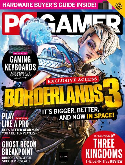 PC Gamer (US) June 18, 2019 00:00