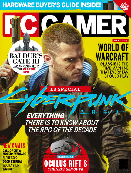 PC Gamer (US) July 16, 2019 00:00