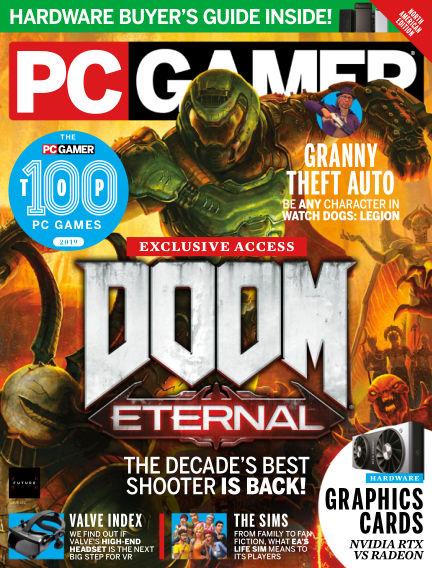 PC Gamer (US) August 13, 2019 00:00