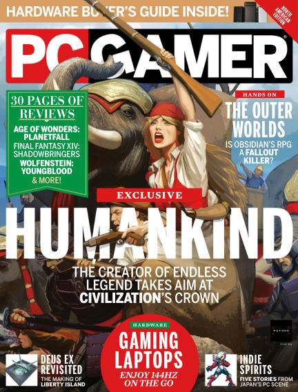 PC Gamer (US) September 10, 2019 00:00