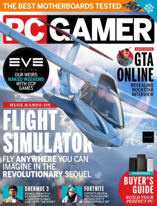 PC Gamer (US) Holiday 2019