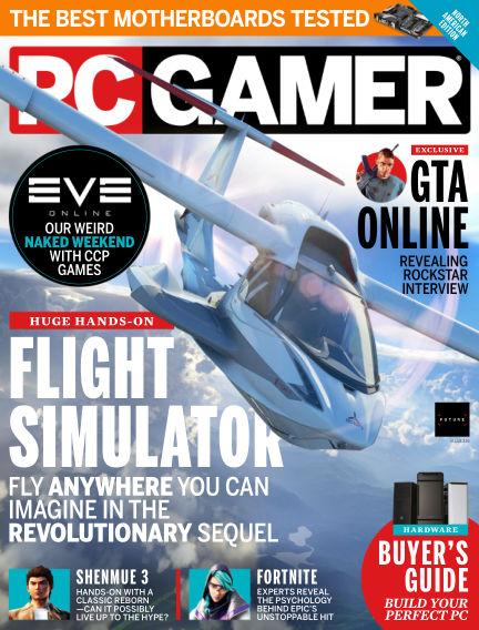 PC Gamer (US) November 05, 2019 00:00