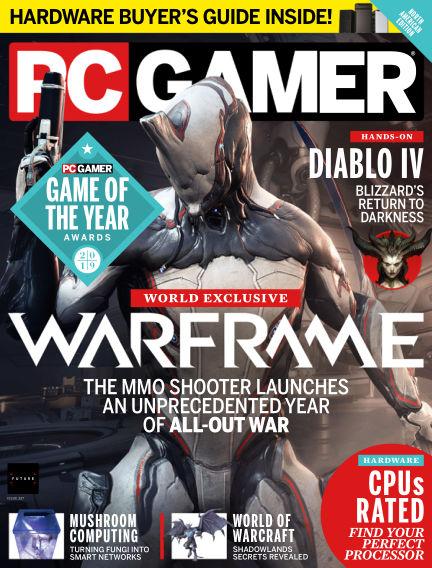 PC Gamer (US) December 31, 2019 00:00