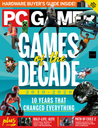 PC Gamer (US) Mar 2020