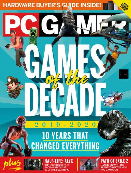 PC Gamer (US) January 28, 2020 00:00