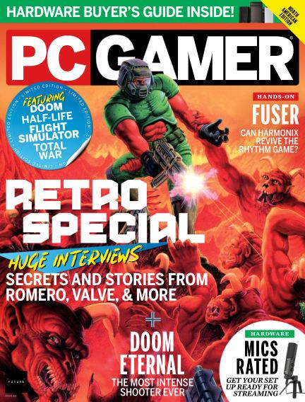 PC Gamer (US) April 21, 2020 00:00