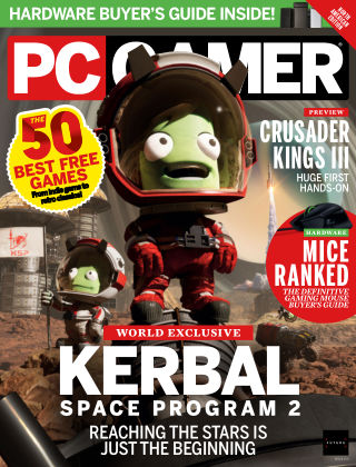 PC Gamer (US) August 2020