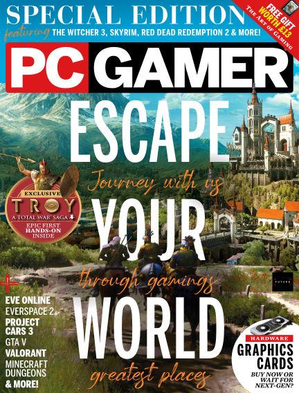 PC Gamer (US) July 14, 2020 00:00