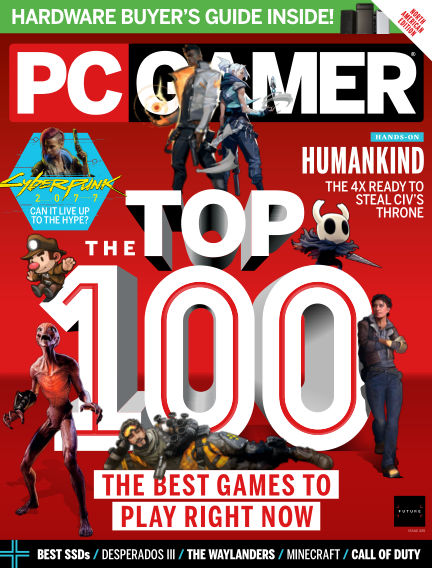 PC Gamer (US) August 11, 2020 00:00