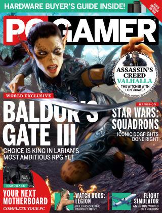 PC Gamer (US) November 2020