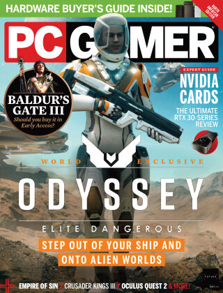 PC Gamer (US) January 2021