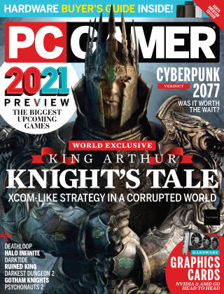 PC Gamer (US) March 2021