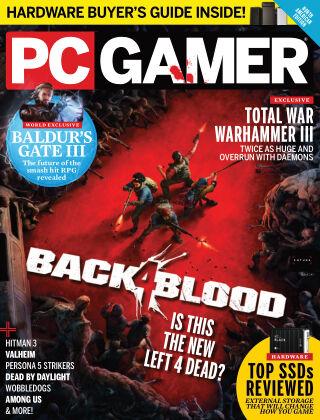 PC Gamer (US) May 2021