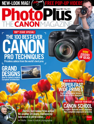 Photo Plus May 2015