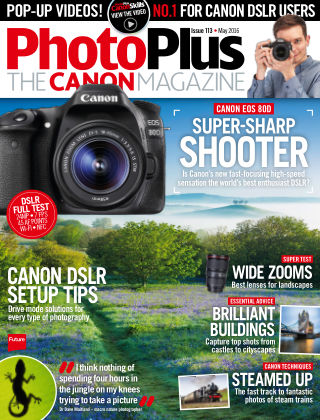 Photo Plus May 2016