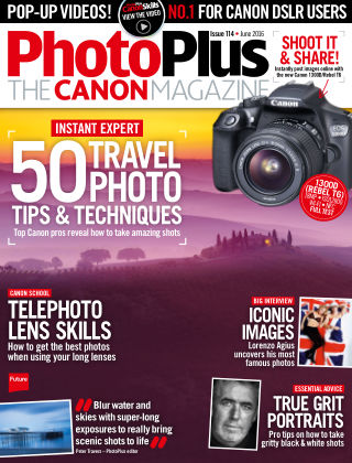 Photo Plus June 2016