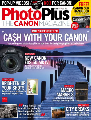 Photo Plus October 2016