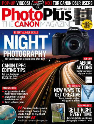 Photo Plus April 2018