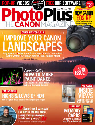 Photo Plus Issue 150