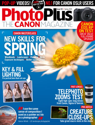 Photo Plus Issue 151