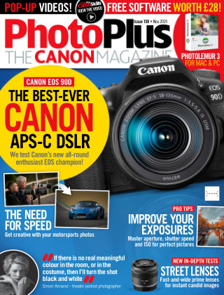 Photo Plus Issue 158