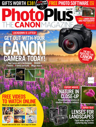 Photo Plus Issue 167