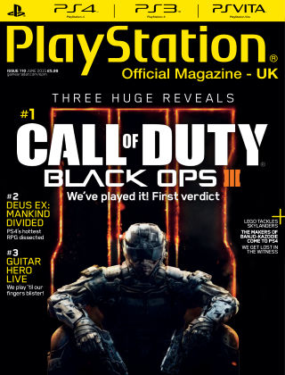 PlayStation Official Magazine (UK) June 2015