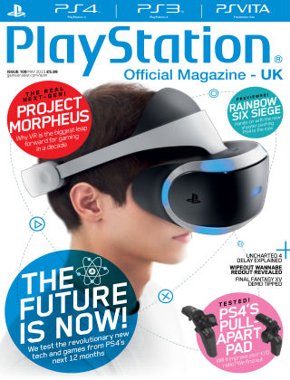PlayStation Official Magazine (UK) May 2015