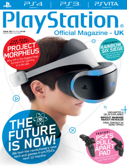 PlayStation Official Magazine (UK) April 10, 2015 00:00
