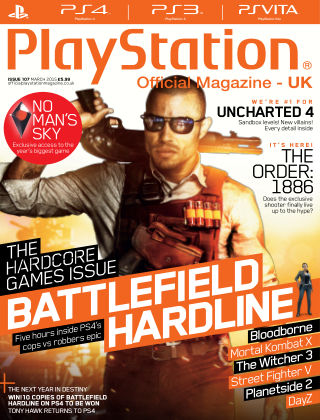 PlayStation Official Magazine (UK) March 2015
