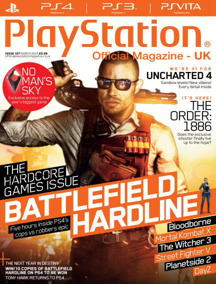 PlayStation Official Magazine (UK) February 13, 2015 00:00