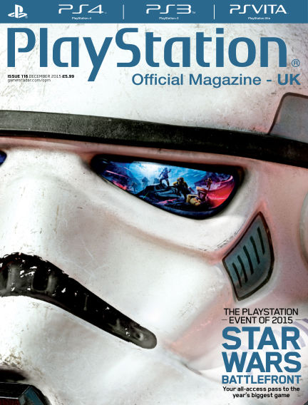 PlayStation Official Magazine (UK) October 23, 2015 00:00