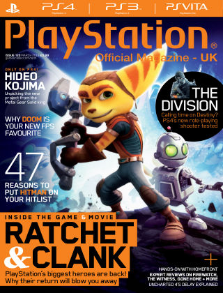 PlayStation Official Magazine (UK) March 2016